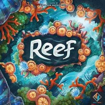Reef – Pegasus Spiele – 2018