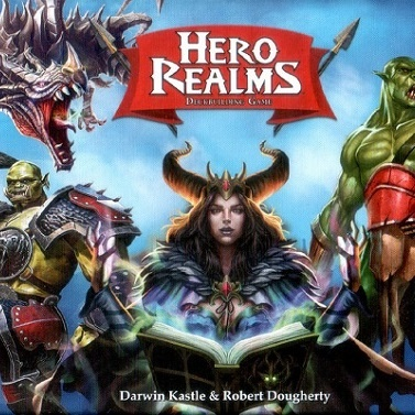 Hero Realms – ADC Blackfire – 2018