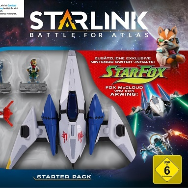 Starlink – Switch – Ubisoft – 2018