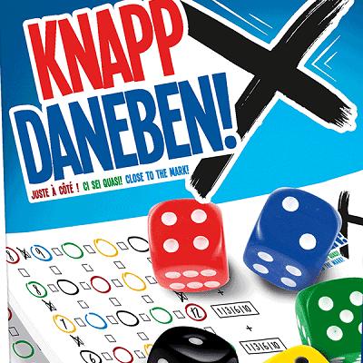 Knapp daneben! – Schmidt Spiele – 2018