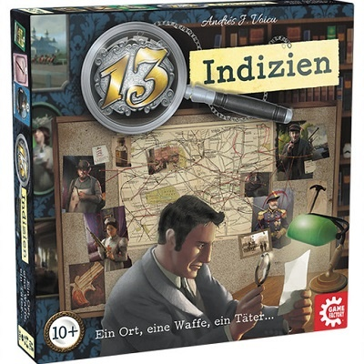 13 Indizien – Game Factory – 2018