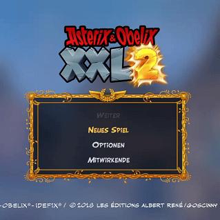 Asterix & Obelix XXL 2 – PS4/Switch – Astragon