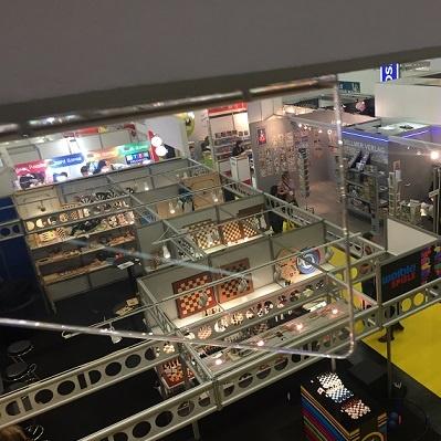 Ein Tag auf der Spielwarenmesse in Nürnberg 2019