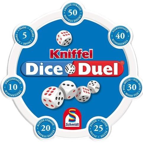 Kniffel Dice Duel – Schmidt Spiele, 2019