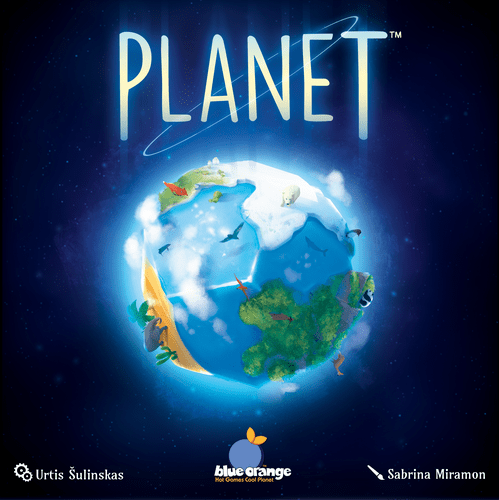 Planet – 2018 – Blue Orange