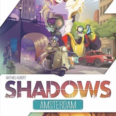 Shadows Amsterdam – Libellud – 2018