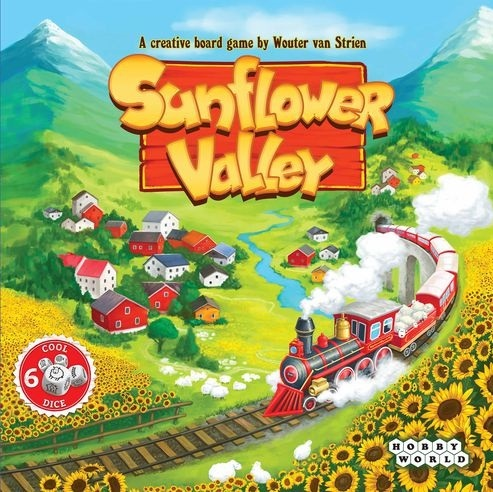 Sunflower Valley – Hobby World – 2019