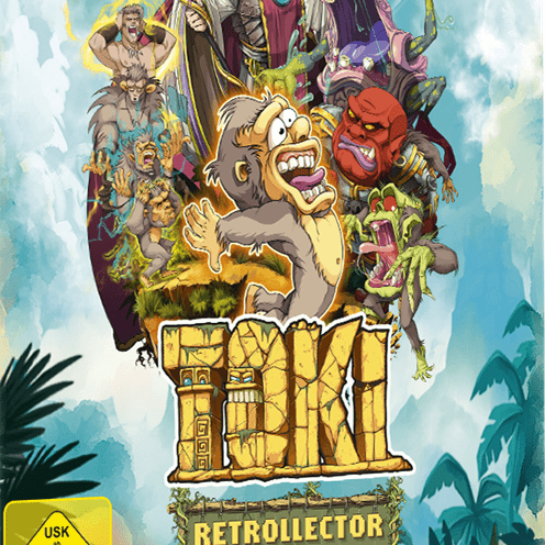 Rezension – TOKI – Retrollectors Edition – Switch – Astragon