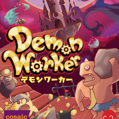 Demon Worker – Japanime Games – 2018