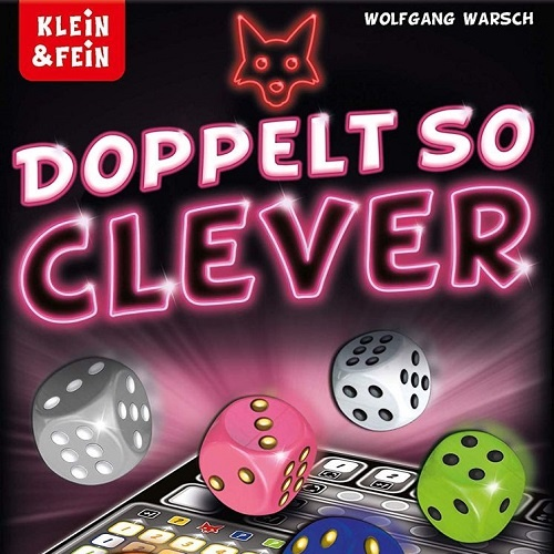Doppelt so Clever – Schmidt Spiele – 2019