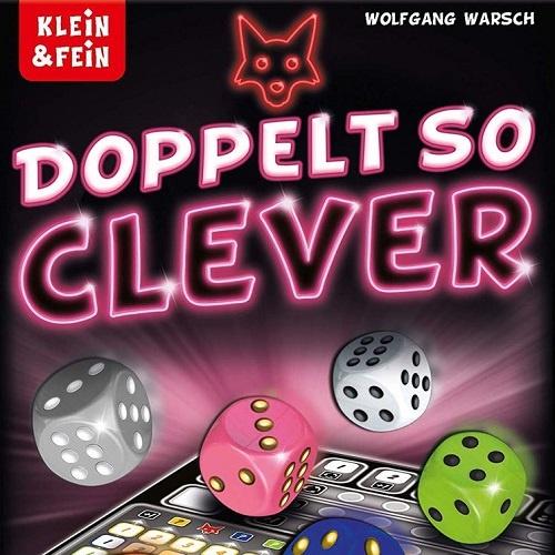 Doppelt so Clever – Schmidt Spiele – 2019