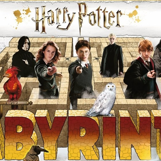 Harry Potter Labyrinth – Ravensburger – 2019