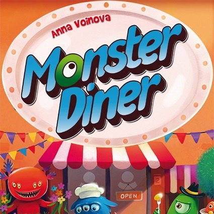 Monster Diner – Huch! – 2019