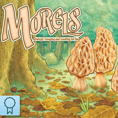 Morels – iOS + Android – Mossbark Games LLC