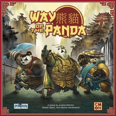 Way of the Panda – CMON – 2018