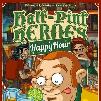 Half Pint Heroes: Happy Hour – Corax Games – 2018
