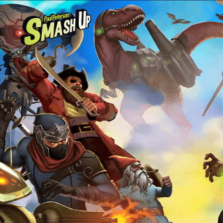 Smash Up – iOS/Android – Asmodee Digital