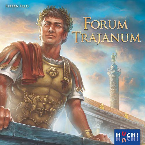 Forum Trajanum – Huch! – 2018