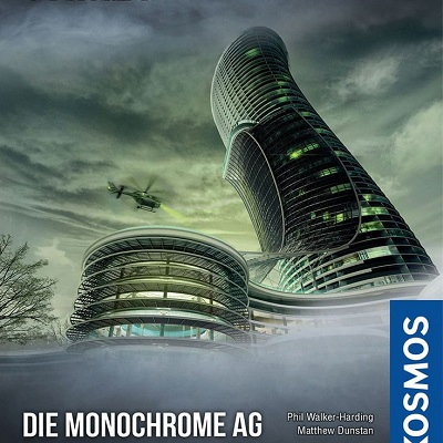 Adventure Games – Die Monochrome AG – Kosmos – 2019