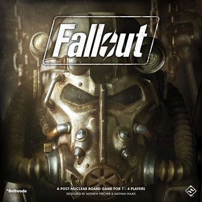 Fallout – Fantasy Flight Games – 2018