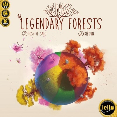 Legendary Forests – iello – 2019