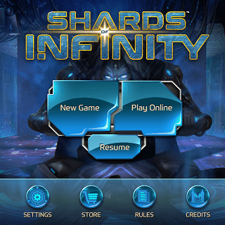 Shards of Infinity – iOS/Android – Temple Gates Game