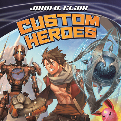 Custom Heroes – Alderac Entertainment Group  – 2018