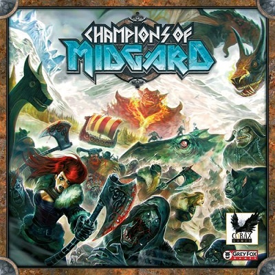 Champions of Midgard – Corax Games – 2019