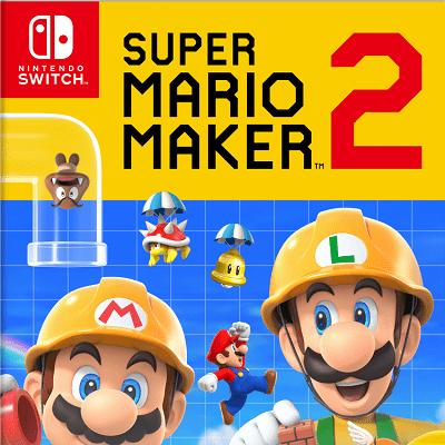 Super Mario Maker 2 – Nintendo – Switch – 2019