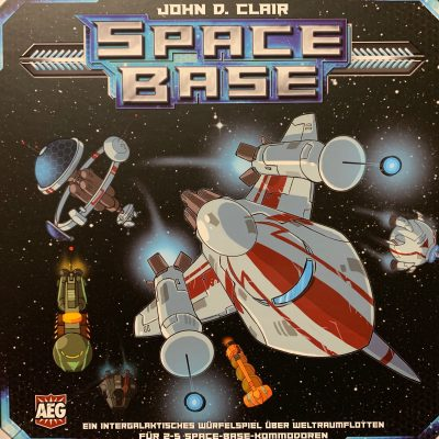 Space Base – AEG – 2019
