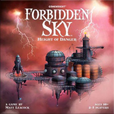 Forbidden Sky – Schmidt Spiele – 2018