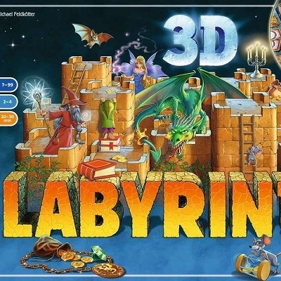 3D Labyrinth – Ravensburger – 2019
