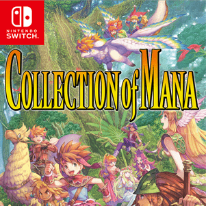 Collection of Mana – Switch – 2019
