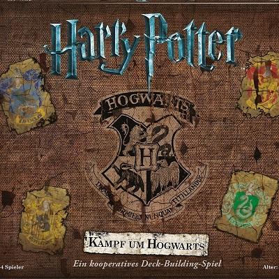 Harry Potter Kampf um Hogwarts – Kosmos – 2019