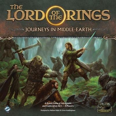 Herr der Ringe – Reise durch Mittelerde – Fantasy Flight Games 2019
