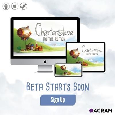 Jetzt zum Beta-Test von Charterstone anmelden