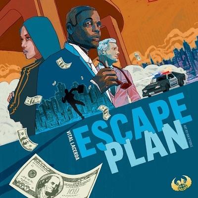 Escape Plan – Eagle-Gryphon Games – 2019