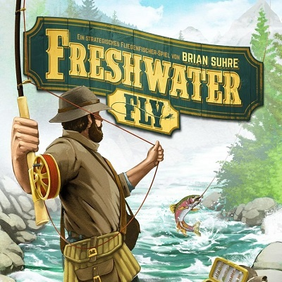 Freshwater Fly – Spielefaible – 2019