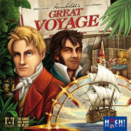 Humboldt's Great Voyage – Huch! – 2019
