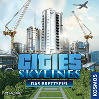 Cities Skylines - Cover