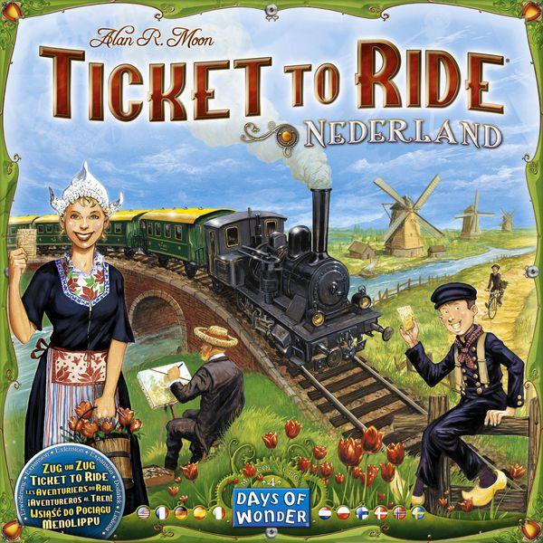 Zug um Zug Niederlande - Cover