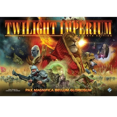 Twilight Imperium Cover