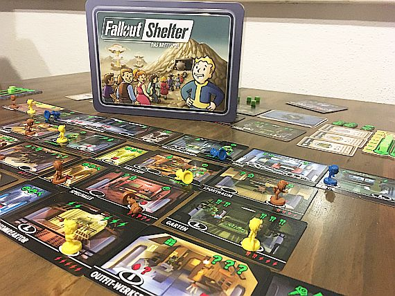 Fallout Shelter - Wuselfaktor