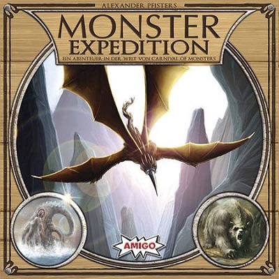 Monster Expedition Cover