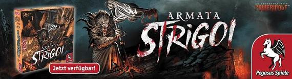 Pegasus Ankündigung Armata Strigoi