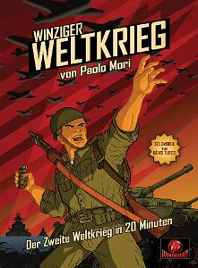 Schwerkraft Ankündigung - Winziger Weltkrieg