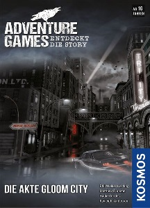 ADventure Games Gloom City