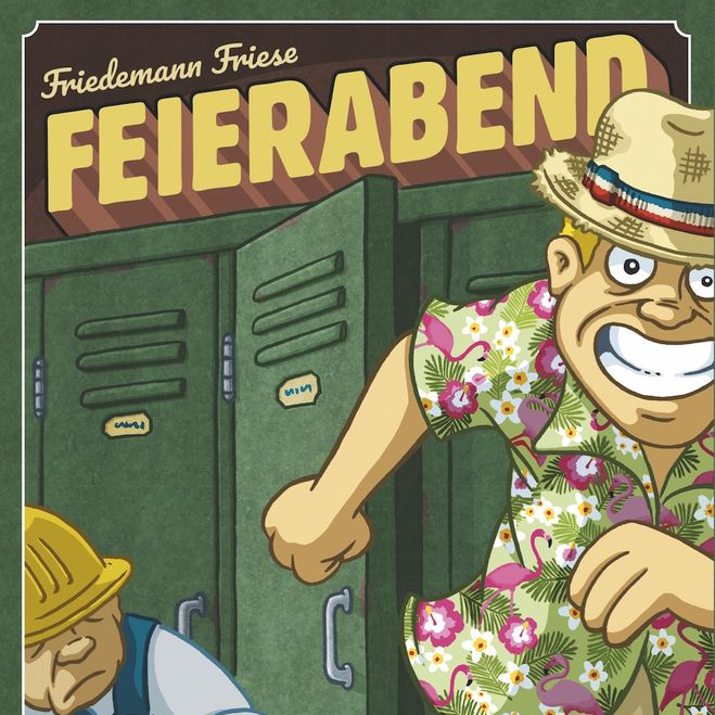 Feierabend - Cover