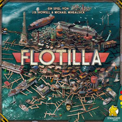 Flotilla - Cover