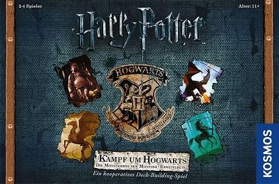 Harry Potter Kampf um Hogwarts die Monster Box der Monster
